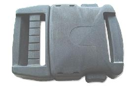 New High Strength Plastic Click Lock Buckle