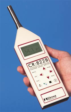 CR:822B Sound Level Meter