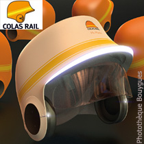 Vokkero® on the railways with Colas Rail