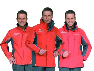 E.ON Weather Protection Clothing by TEXPORT