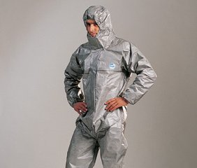 Dupont TYVEK® - personal protection in a range of coveralls