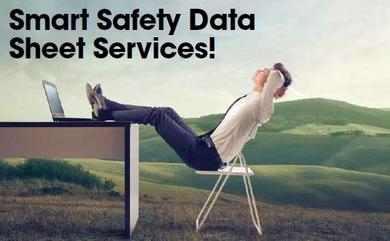 Tired of trying to collect safety data sheets ?