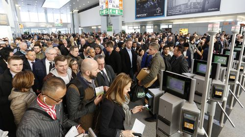 More than 65,000 trade visitors came to A+A 2015.