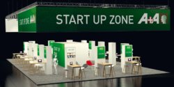 Graphic: Stand Start-Up-Zone
