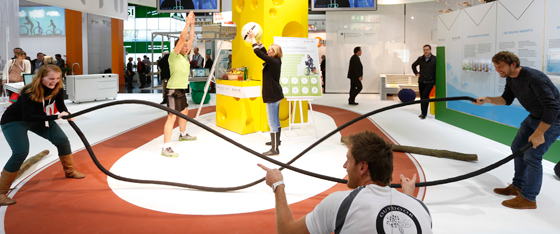 Logo Corporate Health + Workplace Design