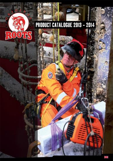 ROOTS Product Catalogue 2013-2014