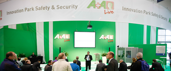 Logo Innovationspark Safety & Security