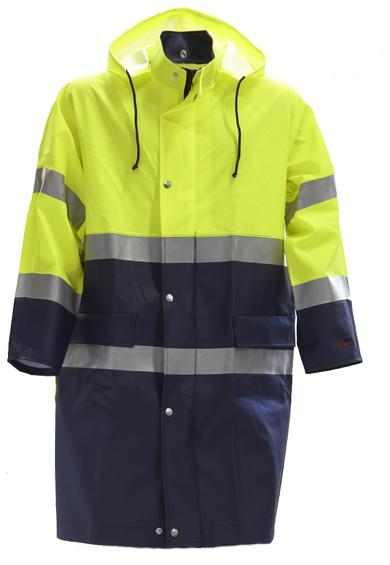 MIDI-100 ANTI-FLAME raincoat