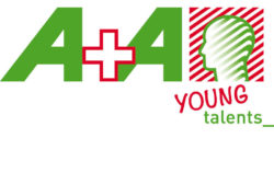 Logo: A+A Horizontal (Young talents_)