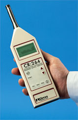CR:260 Series Sound Level Meters
