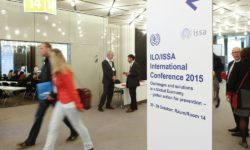 Photo: Visitors at the Congress 2015