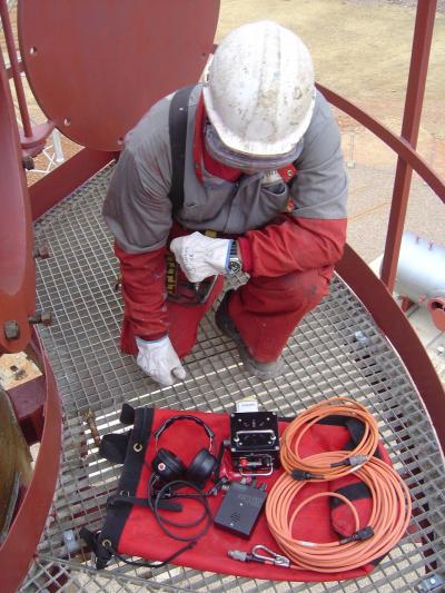 Confined Space Communication